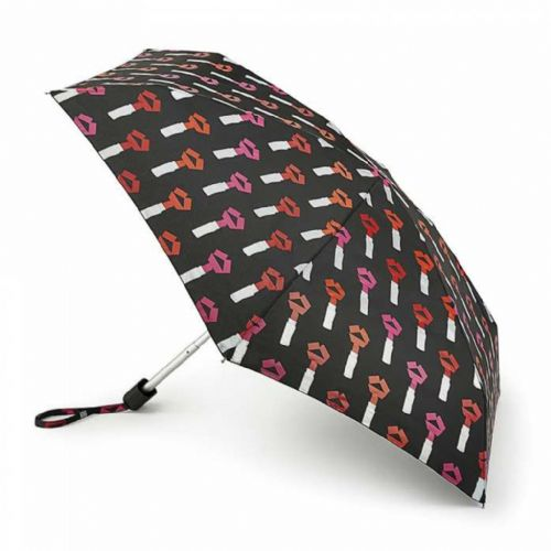 Lulu Guinness Tiny-2 Tape Lipstick Umbrella